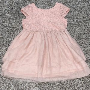 Oshkosh lace and tulle dress  - 4T